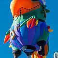 Albuquerque Balloon Fiesta 9 by Lou  Novick