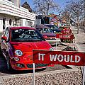 Albuquerque's Route 66 Diner by Priscilla Burgers