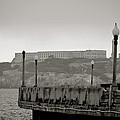 Alcatraz-the Rock by Alex King