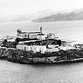 Alcatraz All Alone by Retro Images Archive