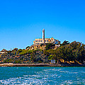 Alcatraz Island by James O Thompson