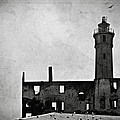 Alcatraz Island Lighthouse by RicardMN Photography