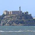 Alcatraz Island by Mike McGlothlen