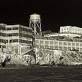Alcatraz The Rock Sepia 1 by Scott Campbell