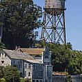 Alcatraz Water Tower by John McGraw