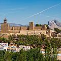 Alcazaba by Paul Fearn
