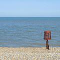 Aldeburgh Beach by Julian Eales