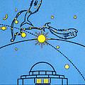 Alder Planetarium by Jennifer Rondinelli Reilly - Fine Art Photography