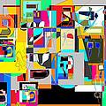 Alef Bais 1 by David Baruch Wolk