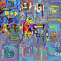 Alef Bais 1n by David Baruch Wolk