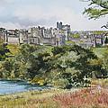 Alnwick Castle by George Levitt