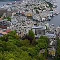 Alesund Norway by Benjamin Reed