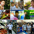 Alex And Alan - Anahuac Grocery by Glenn Bautista