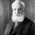 Alexander Graham Bell by Underwood Archives