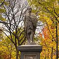 Alexander Hamilton Statue by Joann Vitali