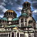 Alexander Nevski Cathedral by Velizar Gordeev