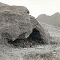 Alexander Selkirk Cave by Granger