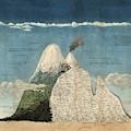 Alexander Von Humboldts Chimborazo Map by Science Source