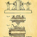 Alexanderson Altenator Patent Art 2 1911 by Ian Monk