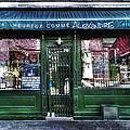 Alexandre Paris France by Evie Carrier