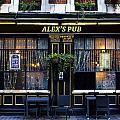 Alex's Pub by David Pyatt
