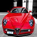 Alfa Romeo 1c by Andrew Fare