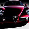 Alfa Romeo 8c by Douglas Pittman