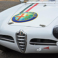 Alfa Romeo Front End by Mike Martin
