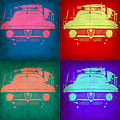 Alfa Romeo  Pop Art 1 by Naxart Studio