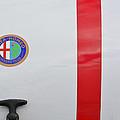 Alfa Romeo Trunk by Mike Martin