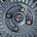Alfa Romeo Wheel Rim by Jill Reger