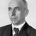 Alfred Lothar Wegener (1880-1930) by Granger