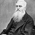 Alfred Russel Wallace (1823-1913) by Granger