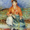 Algerian Girl by Georgia Fowler