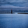 Algoma's Blue Hour by Bill Pevlor