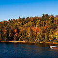 Algonquin Park - Rock Lake by Les Palenik