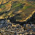 Alhama De Granada Volcanic Lands by Guido Montanes Castillo
