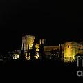 Alhambra At Night by Rudi Prott