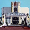 Alhambra Theatre by Paul Guyer