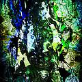 Alice Cooper - Feed My Frankenstein - Original Painting Print by Ryan Rock Artist
