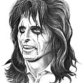 Alice Cooper by Murphy Elliott