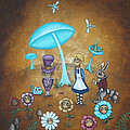 Alice In Wonderland - In Wonder by Charlene Murray Zatloukal