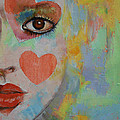 Queen Of Hearts by Michael Creese