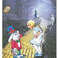 Alice Lost by Herb Russel