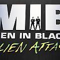 Alien Attack by David Nicholls