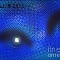 Alien Eyes 2 by Joan-Violet Stretch