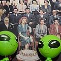 Alien Nostalgia by Richard Henne