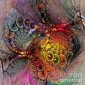 Alien Tundra - Square Version by John Beck