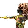 Alight A Sculpture By Adam Long by Adam Long
