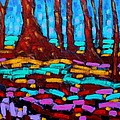 Alizarin Woods by John  Nolan